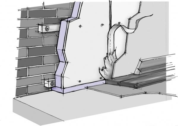 innendammung von aubenwanden wi isolamento dall 39 interno ediltec w rmed mmung. Black Bedroom Furniture Sets. Home Design Ideas